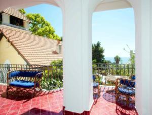 Villa Silia, Апартаменты  Капри - big - 60