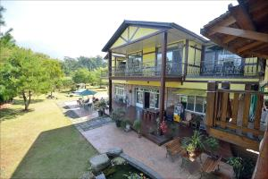 Sitou Peach Villa B&B, Отели типа «постель и завтрак»  Lugu - big - 1