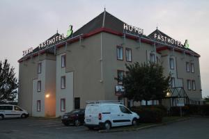 Fasthotel Montereau - Esmans