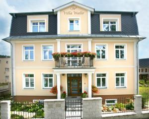 3 stern pension Spa Hotel Villa Walir Marienbad Tschechien