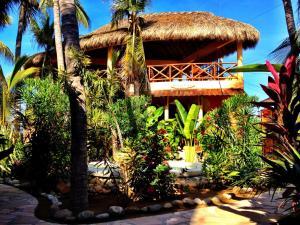 One Love Hostal Puerto Escondido, Ostelli  Puerto Escondido - big - 45
