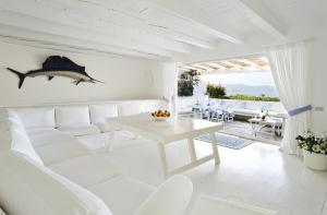 Villa mit 4 Schlafzimmern und Meerblick