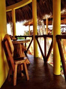 One Love Hostal Puerto Escondido, Hostels  Puerto Escondido - big - 10