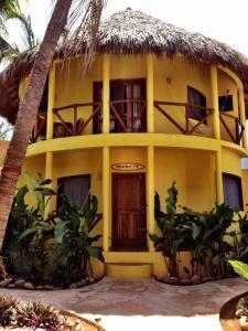 One Love Hostal Puerto Escondido, Hostels  Puerto Escondido - big - 29