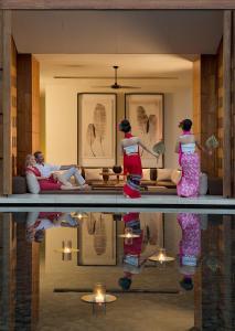 Anantara Chiang Mai Resort, Resort  Chiang Mai - big - 29