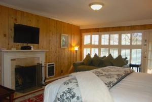 Carmel Garden Inn, Bed & Breakfast  Carmel - big - 28