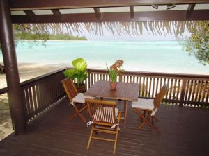 Muri Shores, Vily  Rarotonga - big - 44