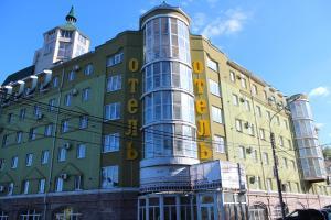 Hotel Italia, Hotely  Voronezh - big - 1
