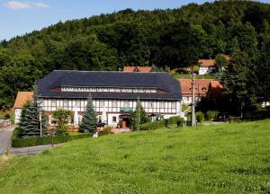 Wanderhotel Sonnebergbaude - Hinterer Viehbig