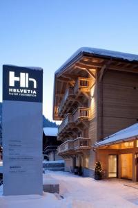 Helvetia hotel - Hotel - Morgins