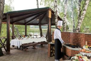 Hotel-Zapovednik Lesnoye, Отели  Недельное - big - 40