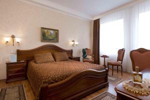 Hotel-Zapovednik Lesnoye, Отели  Недельное - big - 62