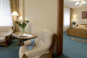 Hotel-Zapovednik Lesnoye, Отели  Недельное - big - 13