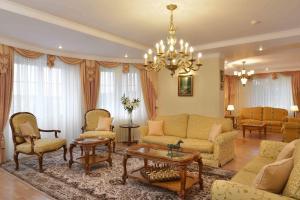 Hotel-Zapovednik Lesnoye, Отели  Недельное - big - 56