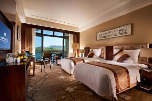 New Century Resort Siming Lake Yuyao, Rezorty  Yuyao - big - 31