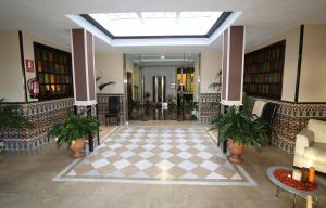 Hotel Puerta Nazarí, Hotel  Órgiva - big - 83