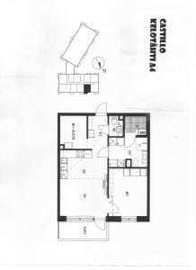 Castillo Kelotähti Apartment - Saariselkä