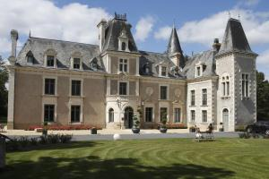 Hotel The Originals Château de la Barbinière (ex Relais du Silence) - La Verrie