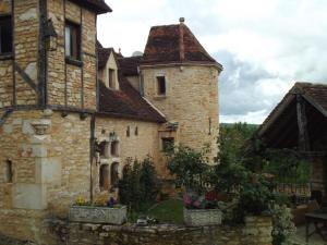 Gites des 3 Vallées, Гостевые дома  Borrèze - big - 29