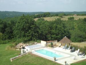 Gites des 3 Vallées, Гостевые дома  Borrèze - big - 40