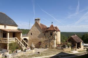 Gites des 3 Vallées, Гостевые дома  Borrèze - big - 39