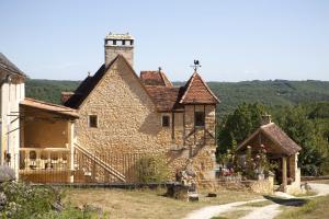 Gites des 3 Vallées, Гостевые дома  Borrèze - big - 36