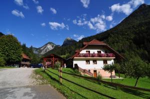 Hostales Baratos - Country house - Turistična kmetija Ambrož Gregorc