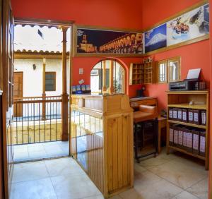 Le Foyer Hostel Arequipa, Hostelek  Arequipa - big - 87