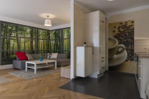 Garden Apartment Mariahilferstrasse