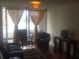 Departamento en Viña Del Mar, Apartments  Viña del Mar - big - 1