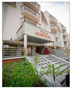 Apartamenty na Wyspie Villa Mistral