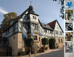 4 hvězdičkový hotel Restaurant & ****Hotel HÖERHOF Idstein Německo