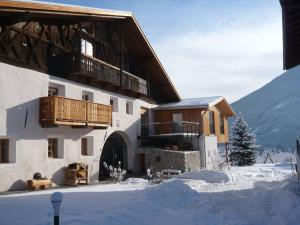 Huberhof - Apartment - Naz-Sciaves