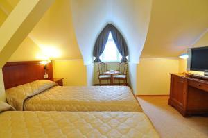 Hotel Maxim, Отели  Орадя - big - 45