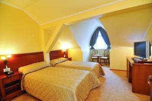 Hotel Maxim, Отели  Орадя - big - 6