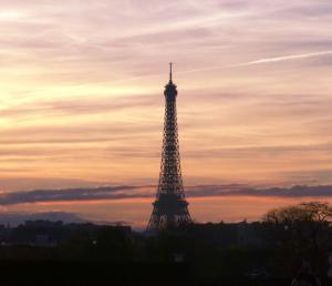Sublim Eiffel, Hotely  Paříž - big - 8