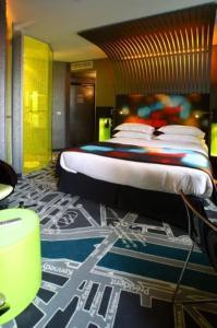 Sublim Eiffel, Hotely  Paříž - big - 17