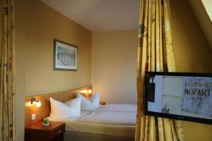 Hotel Verdi, Гостевые дома  Росток - big - 3