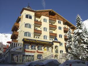 Vital-Hotel Samnaunerhof Superior - Samnaun