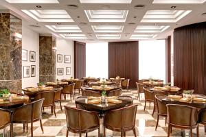 AZIMUT Hotel Olympic Moscow, Hotely  Moskva - big - 61