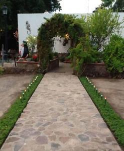 Studio Yerbabuena by Villa Santo Niño, Apartmanok  Loreto - big - 10