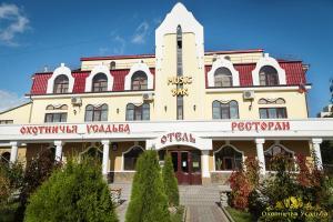 Hotel Ohotnichia Usadba - Rekhkolovo
