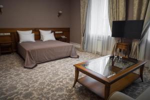 Business club hotel RAZUMOVSKY, Szállodák  Omszk - big - 112