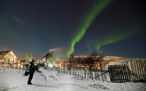 Kirkenes Snowhotel, Киркенес