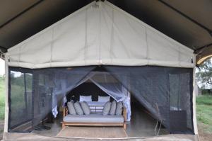 Honeyguide Tented Safari Camps, Luxusní stany  Rezervace Manyeleti - big - 27