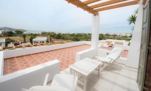 Porto Naxos, Hotels  Naxos Chora - big - 9