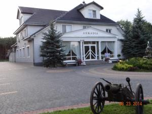"Penzion Pensjonat Sala Bankietowa ""Arkadia"" Ostrołęka Polsko"