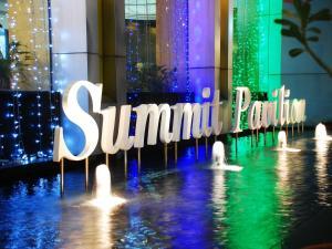 Отель Summit Pavilion