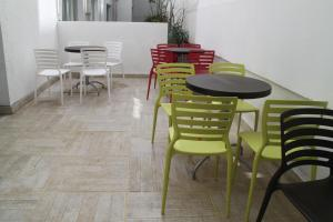 Hotel Florinda, Hotely  Punta del Este - big - 123