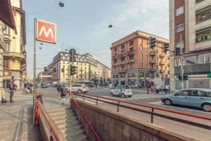 Milano Suite - Corso Buenos Aires, Apartmány  Milán - big - 6